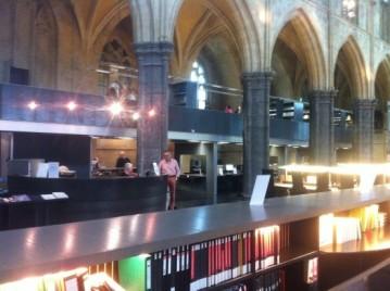 Selexyz Dominicanen Bookstore, Maastricht. By Fintan Duffy.